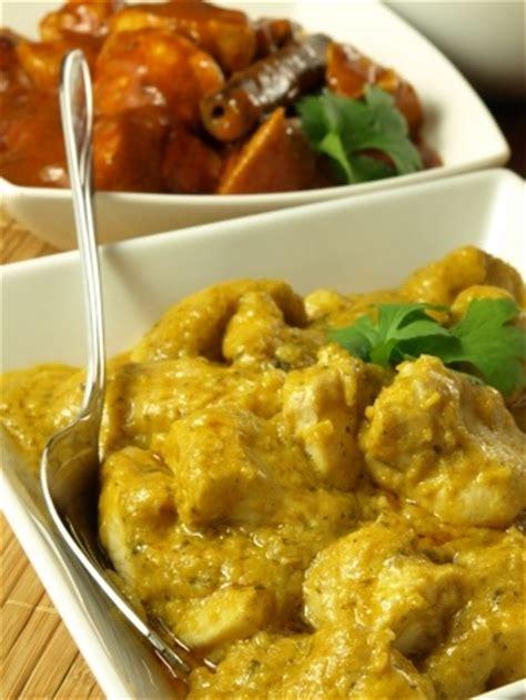 cuisine indienne facile rapide recette poulet korma indien facile et rapide