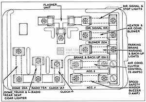 1957 Buick Wiring Diagrams