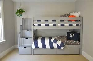Dekoration Etagenbett : Etagenbett mit babybett. top 5 hochbetten von oli niki so schl ft es