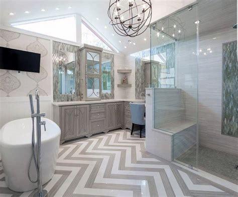 Cool Bathroom Ideas by Top 60 Best Master Bathroom Ideas Home Interior Designs