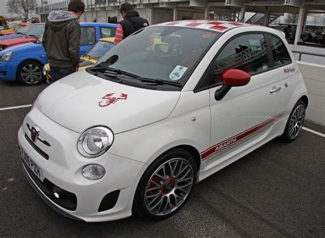 Fiat Weight by Fiat Abarth 500 2008 On