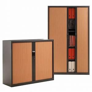 Meuble Pour Bureau : meuble de rangement pour bureau armoire rangement bureau lepolyglotte ~ Teatrodelosmanantiales.com Idées de Décoration