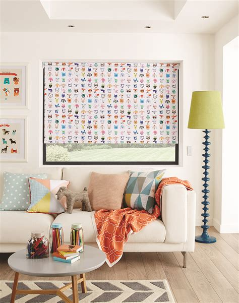 all about blinds animals boogie roller blind gallery all about blinds