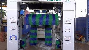 Rollover Automatic Car Wash System With Abs Plastic Fascia