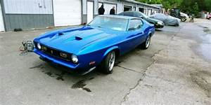 ebay motors 1972 ford mustang mach 1 for sale - Ford Mustang 1972 for sale in Tuckerton, New ...
