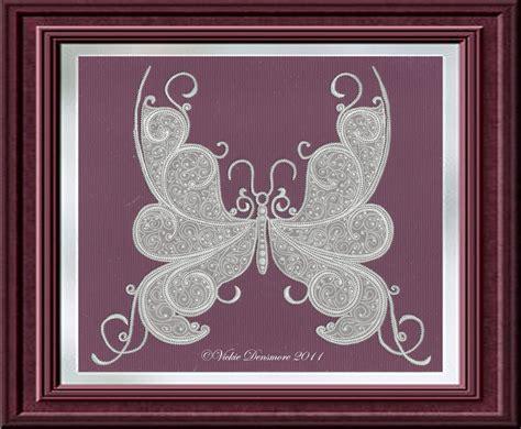 parchment craft paisley lace parchment craft