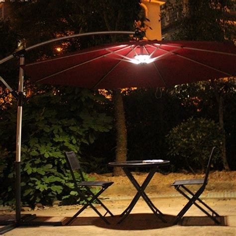 patio patio umbrella with lights home interior design