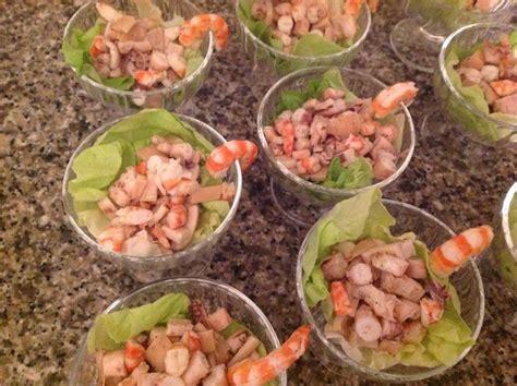 cuisine tunisienne arabe salade de fruits de mer binetna