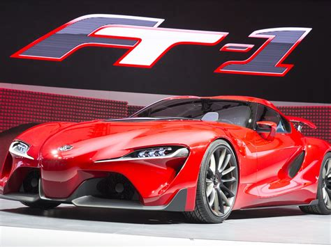 Toyota Ft1 Concept 2014 Exotic Car Wallpapers #20 Of 80