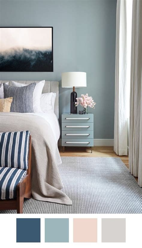 Bedroom Design Blue Colour by Killer Color Palettes To Try If You Blue Bedrooms