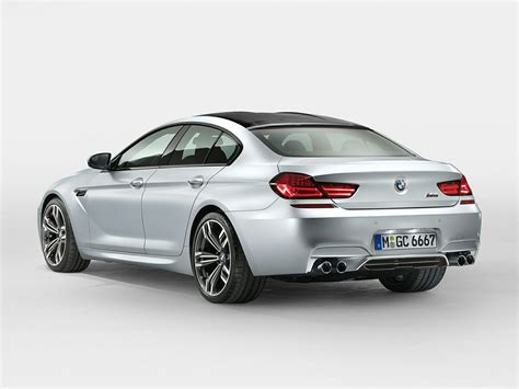2018 Bmw M6 Gran Coupe Price Photos Reviews Features