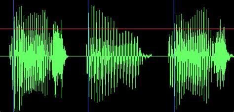 Audio Open Source Code Present Wave Form Stack