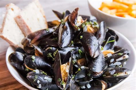 cuisine moules moules frites five food