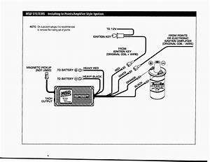 Diagram Msd Ignition6420