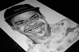 She actually DID draw Earl and it got as great as tyler ...