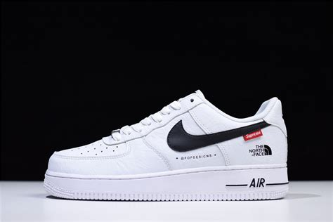 Nike Air 1 Low Supreme by 2018 Supreme X The X Nike Air 1 Low White