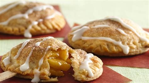 apple recipies apple pie pops recipe pillsbury com