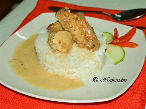cuisiner le poulet en sauce recettes de sauce suprême de nahandro cuisiner en toute