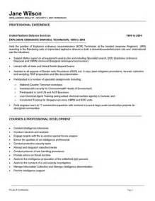 functional resume for correctional officer intelligence analyst resume