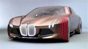 BMW reveals the car of the future - VISION NEXT 100 ...