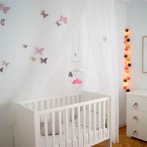 guirlande lumineuse pour une atmosphere chaleureuse With tapis chambre bébé avec guirlande de fleurs lumineuse