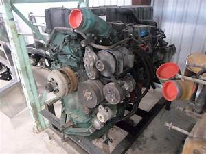 Volvo D12 Engine For A 2007 Gmc  Volvo  White Vnl200 For