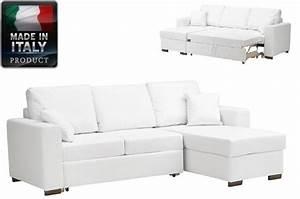 Canape Angle Cuir Blanc : canapes d 39 angle tous les fournisseurs canapes d angle ~ Farleysfitness.com Idées de Décoration