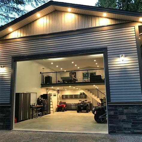 243 Best Dream Garage! Images On Pinterest  Garage Shop