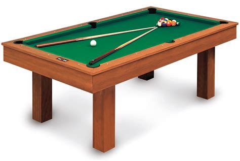 Billiard Pool Table Transformable Convertible Dining Table