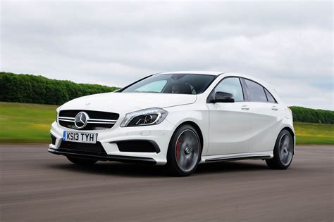 Mercedes Picture by Mercedes A45 Amg Pictures Auto Express