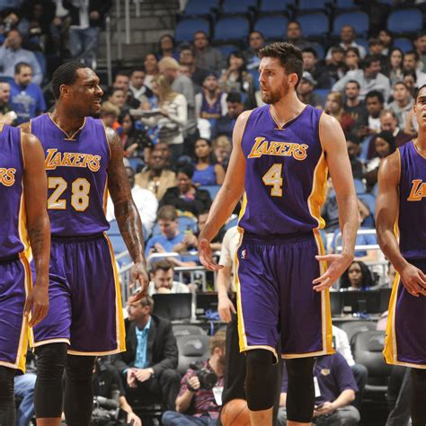 Los Angeles Lakers' Schedule Breakdown and Record ...