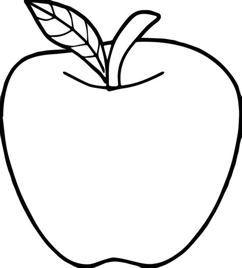 coloring pages apple coloring photo apples