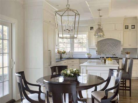 Lantern Lighting Over Kitchen Table Ideas