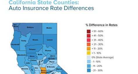 californian car insurance rates vary widely   state