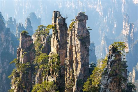 Wulingyuan, China - Unique Places around the World ...