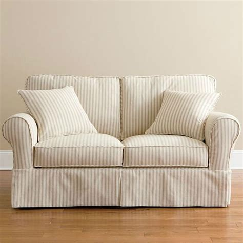 Slipcover For Loveseat by Slipcovers For Sofas And Loveseats Home Furniture Design