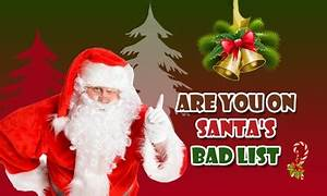 check santa list in groupon With groupon santa letter