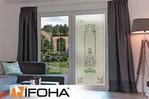 Glastüren Mit Motiv : satinierte folie f r glast ren mit motiv gdf 312 tr ifoha folie ~ Sanjose-hotels-ca.com Haus und Dekorationen