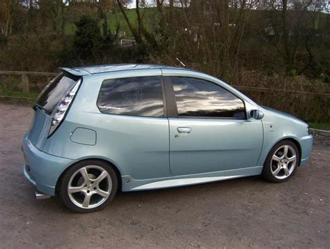 fiat punto 2002 smothedpunto 2002 fiat punto specs photos modification