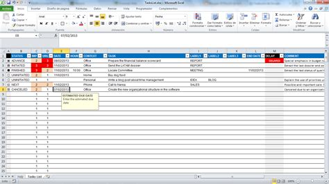 task spreadsheet template spreadsheet templates