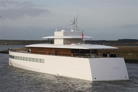Boat Transport Jobs by Expensive 138 Million Venus Yacht Steve Jobs Yacht