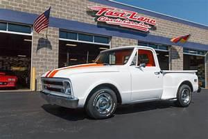 1967 Chevrolet C10 Step Side Pickup 4 Speed Big Block 454