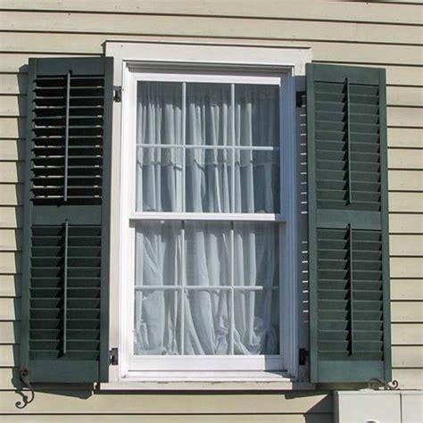 plastic pvc fauxwood plantation window shutters louver  white matching bi fold  sliding window