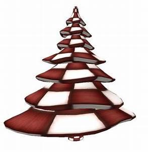 Weihnachtsbaum Rot Weiß : second life marketplace new promo weihnachtsbaum rot wei mit men ~ Yasmunasinghe.com Haus und Dekorationen