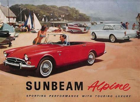 Sunbeam Alpine For Sale
