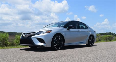 2018 Camry Xse V6 Review by 2018 Toyota Camry Xse V6 Road Test Review W Performance