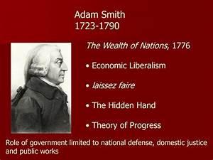 Adam Smith Laissez Faire | www.imgkid.com - The Image Kid ...