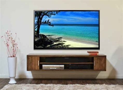 Decorating Ideas For Wall Mounted Tv by Creative And Modern Tv Wall Mount Ideas For Your Room