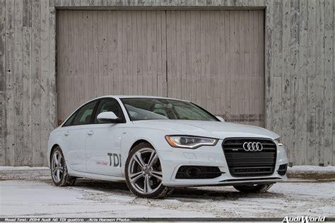 Road Test 2014 Audi A6 Tdi Quattro Audiworld