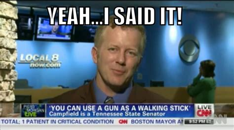 Idiot Stacey Campfield On Piers